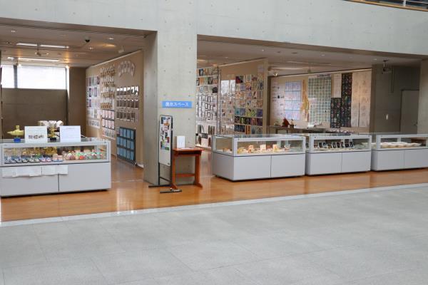 展示スペース